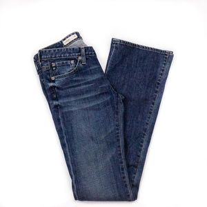 "ADRIANO GOLDSCHMIED ""THE ANGEL""  JEANS, SIZE 26"